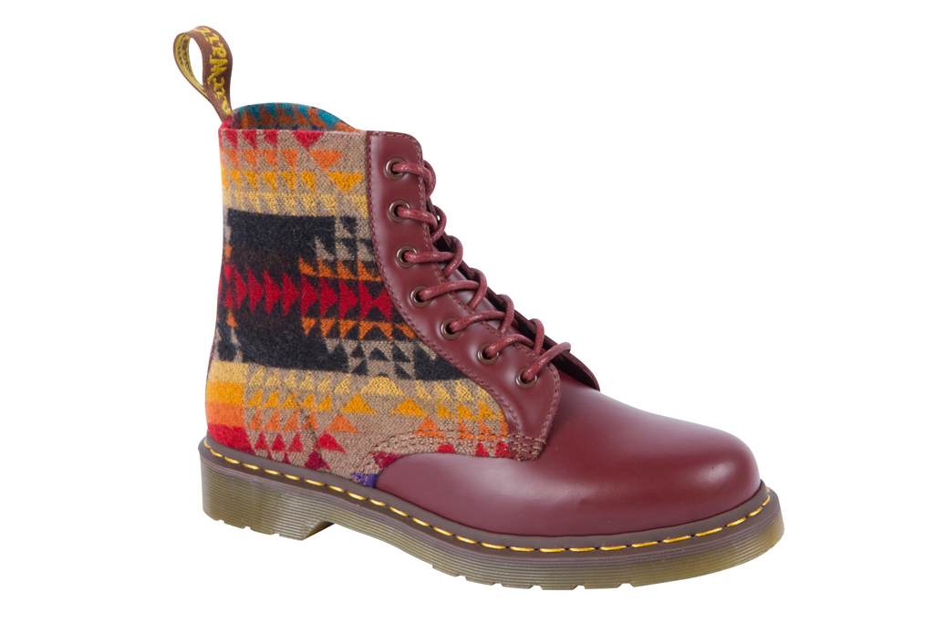 pendleton x dr martens pagosa springs 7 eye boot