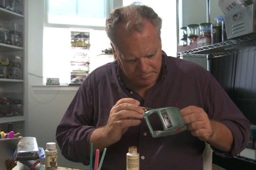 Perfection Through Imperfection: John Findra's Miniature Wrecks