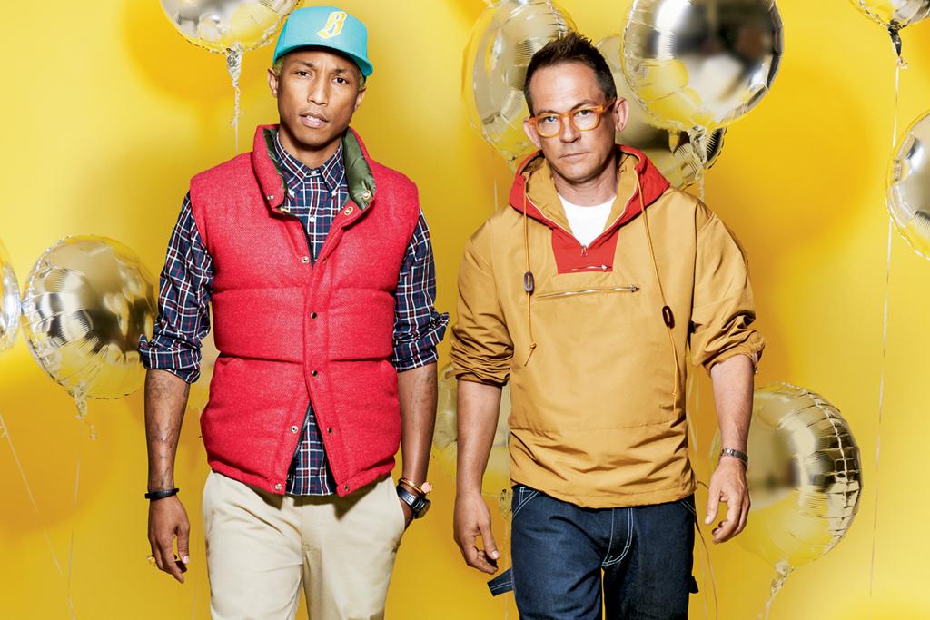 Pharrell and Mark McNairy Discuss Bee Line for Billionaire Boys Club