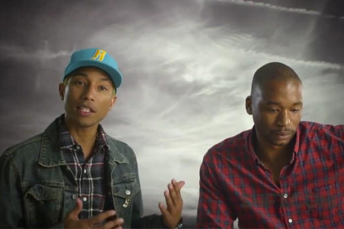 Pharrell Williams Talks About His Enviro-Friendly Bionic Yarn