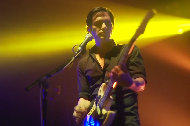 Placebo at the Mercedes-Benz A-ROCK Madrid Concert