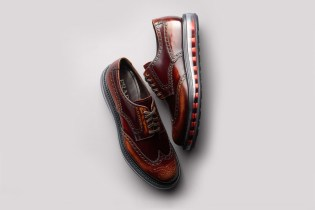 Prada 2012 Fall/Winter Levitate Wingtip