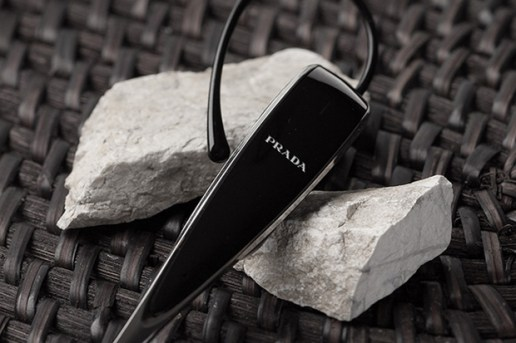 Prada x LG Bluetooth Headset