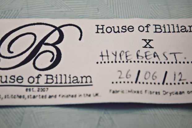 PROCESS: House of Billiam Varsity Jacket