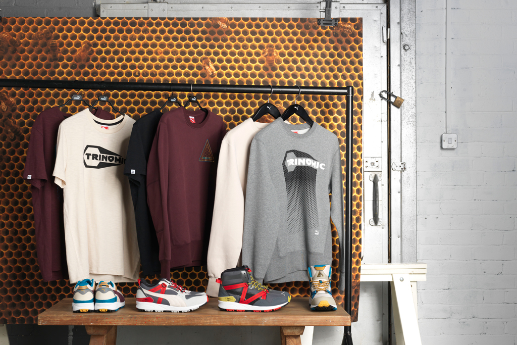 PUMA 2012 Fall/Winter Footwear Lookbook