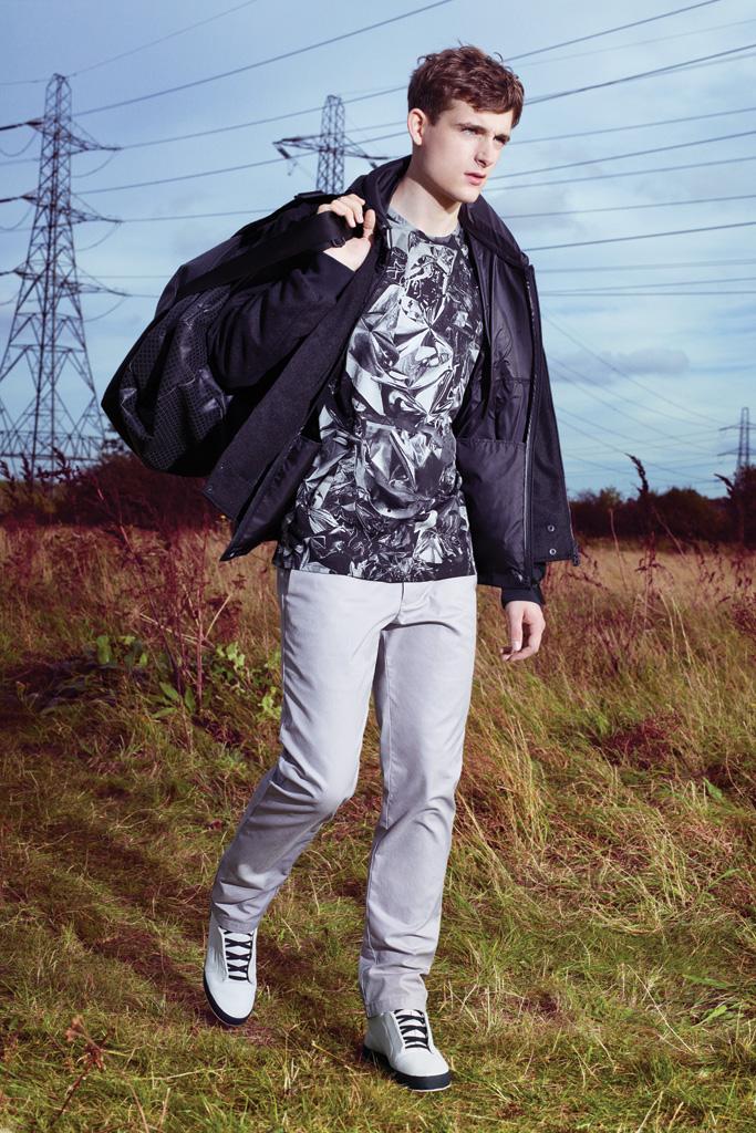 PUMA by Hussein Chalayan 2012 Fall/Winter Lookbook
