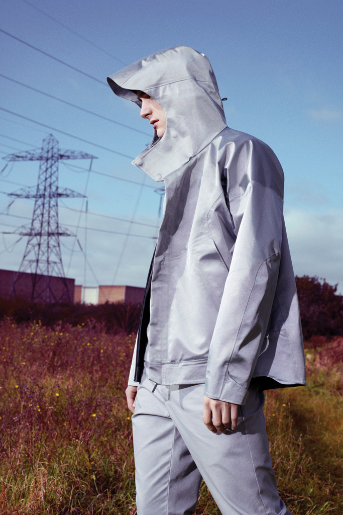 puma by hussein chalayan 2012 fall winter lookbook