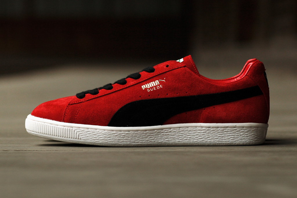 puma made in japan suede classic