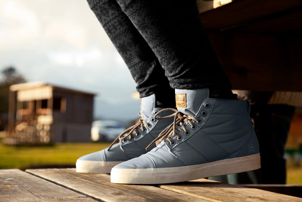 Ransom by adidas Originals 2012 Fall/Winter Army Tr Mid