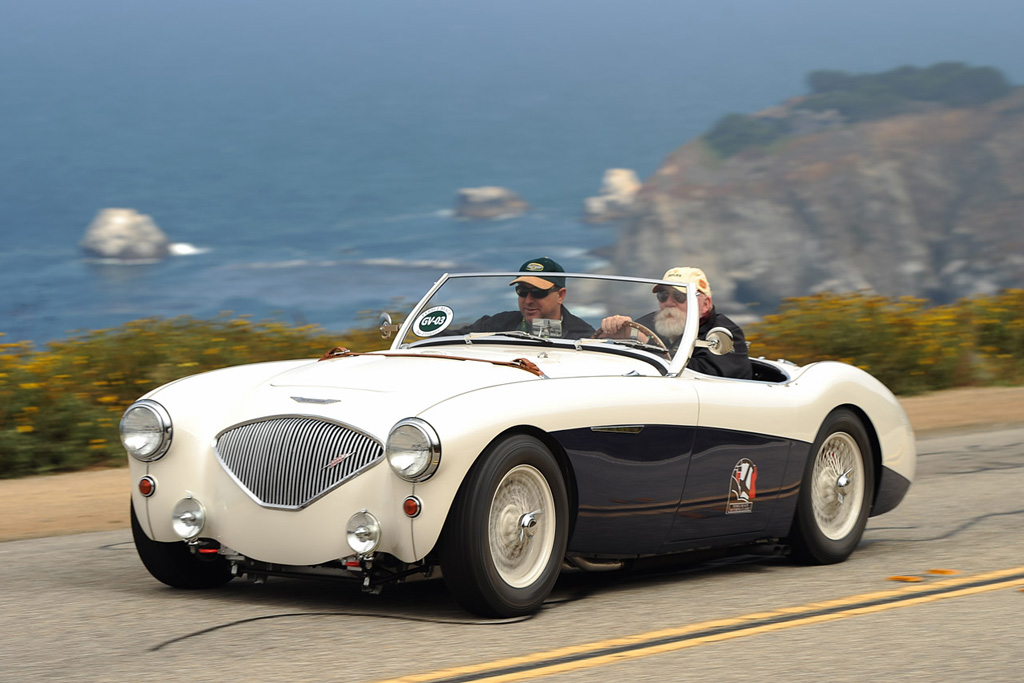 rare classic cars on display at the 2012 pebble beach tour delegance