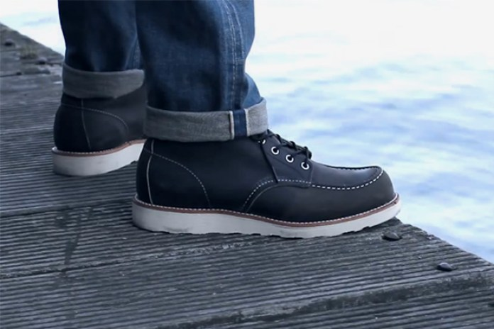 Red Wing Heritage 2012 Fall Video Lookbook