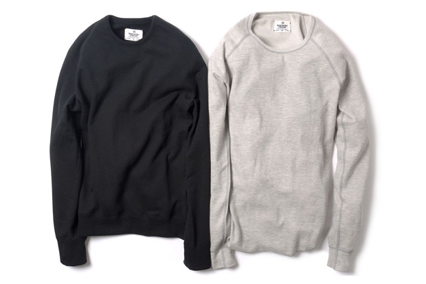 Reigning Champ 2012 Fall/Winter Collection First Delivery