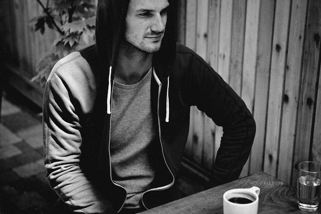 Reigning Champ 2012 Fall/Winter Lookbook and Website Launch