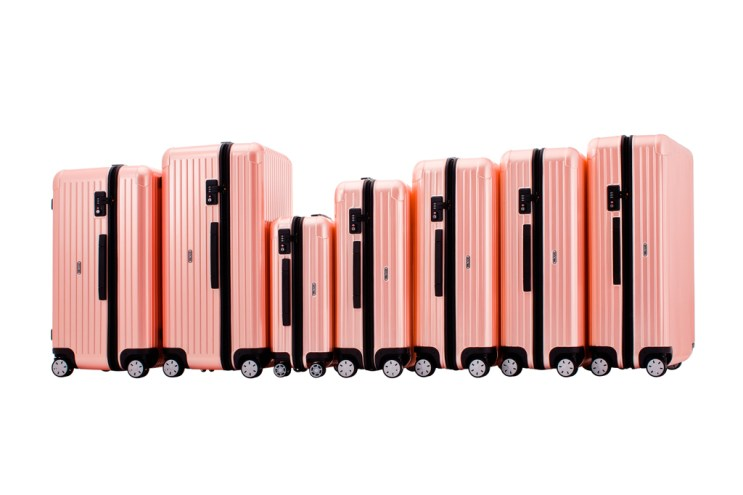 RIMOWA Salsa Pearl Rose Luggage Collection