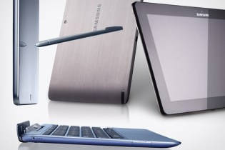 Samsung Series 5 and 7 Slate PC's with Windows 8
