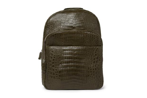 Santiago Gonzalez Crocodile Backpack