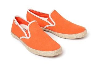 SeaVees 02/64 Tangerine Tango Baja Slip-On