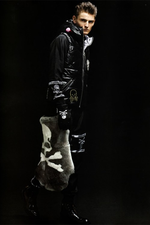 "SENSE: mastermind JAPAN 2012 Fall/Winter ""new order"" Collection Editorial"