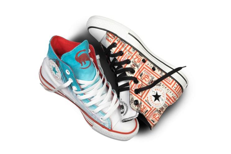 "ShoeBiz x Converse Chuck Taylor All-Star ""San Francisco"" City Pack"