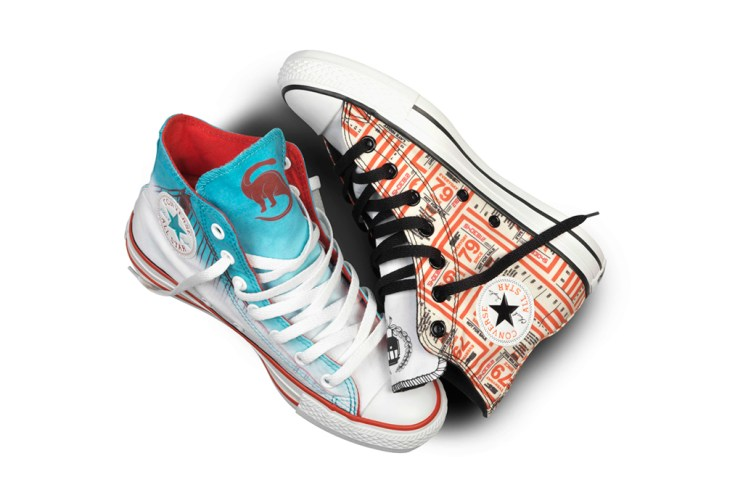"ShoeBiz x Converse Chuck Taylor All-Star ""San Francisco"" City Pack"
