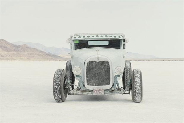 Simon Davidson's Bonneville SpeedWeek Photographs