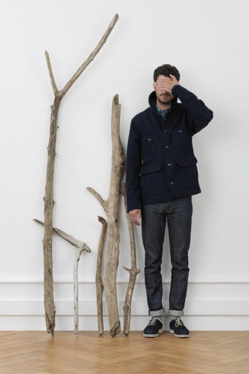 """Sixpack France 2012 Fall/Winter """"Deja Vu"""" Lookbook"""