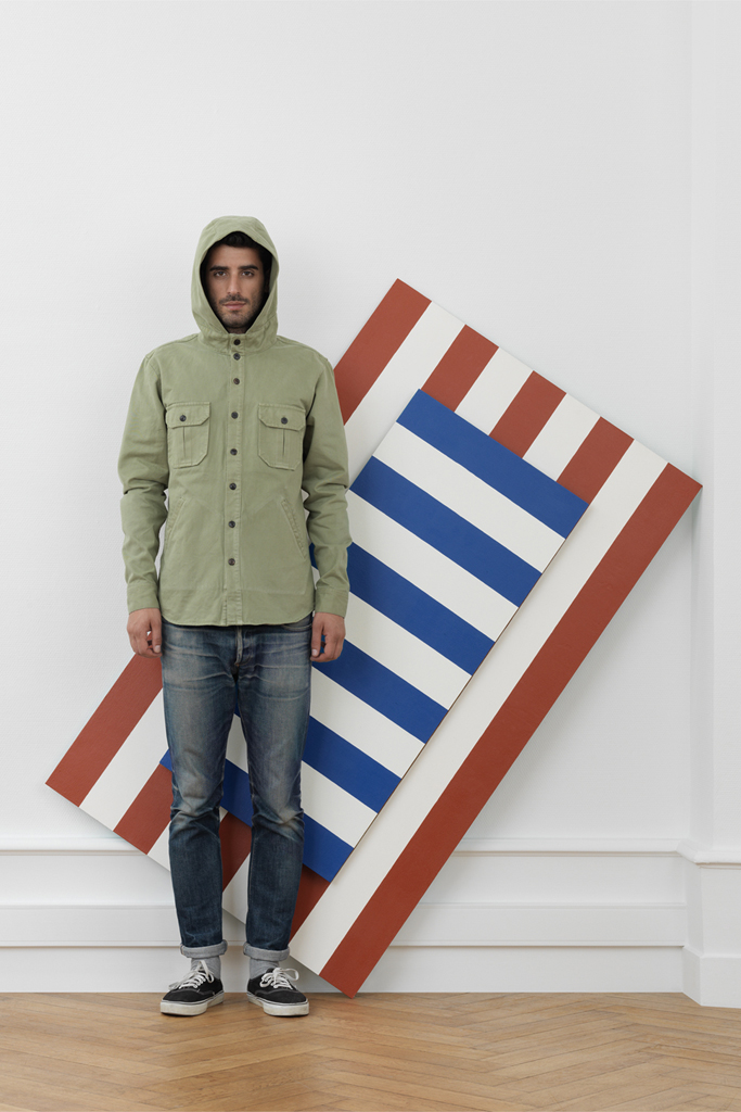 sixpack france 2012 fall winter deja vu lookbook