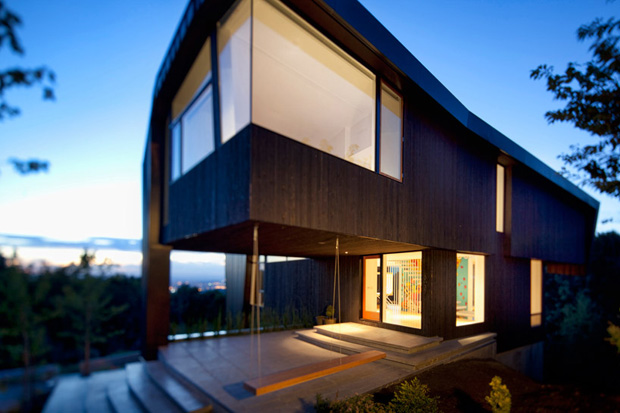 skyline residence by skylab architecture