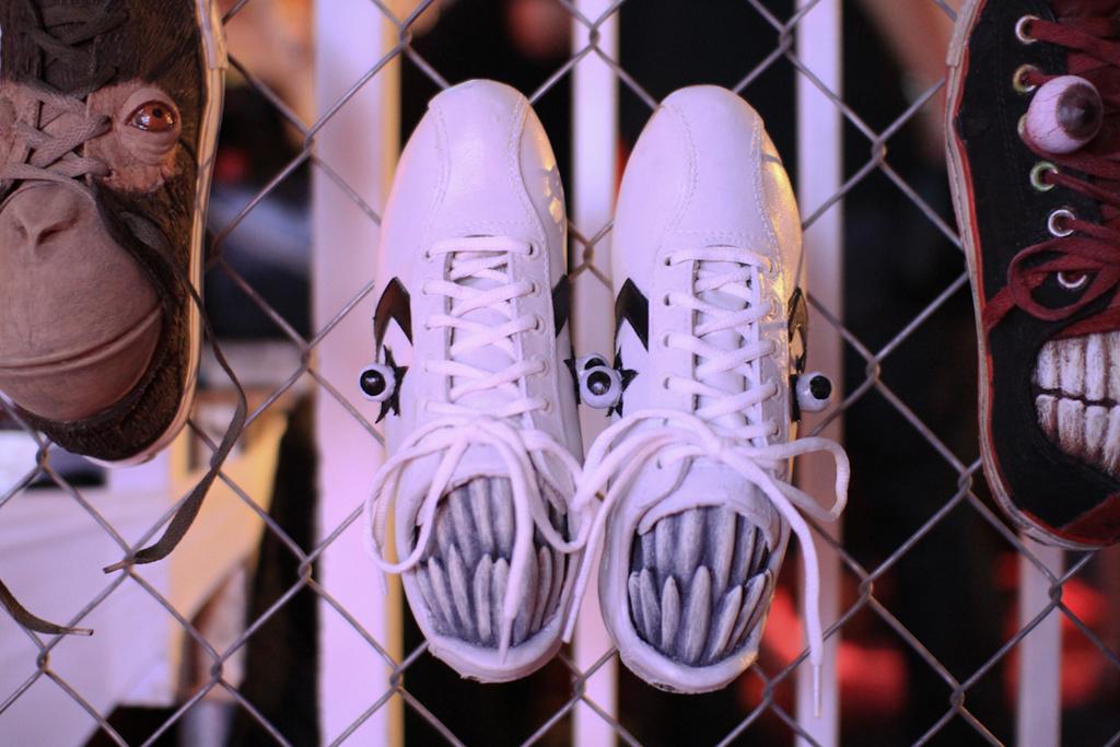 Sneaker Pimps 2012 Los Angeles Recap
