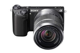 Sony Announces Alpha NEX-5R Camera