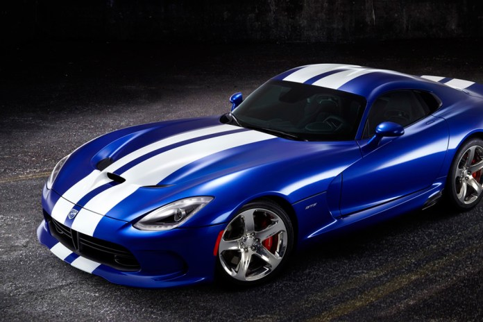 SRT 2013 Viper GTS Launch Edition