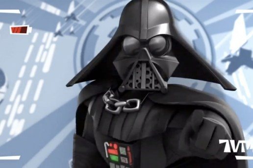 Star Wars' New Animated Comedy - Star Wars Detour