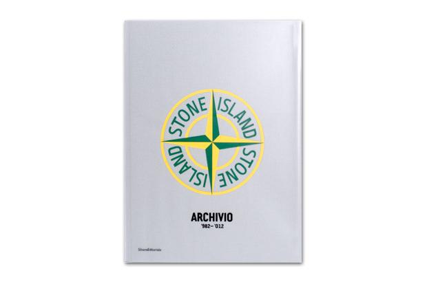 Stone Island Archivio 982-012 Book