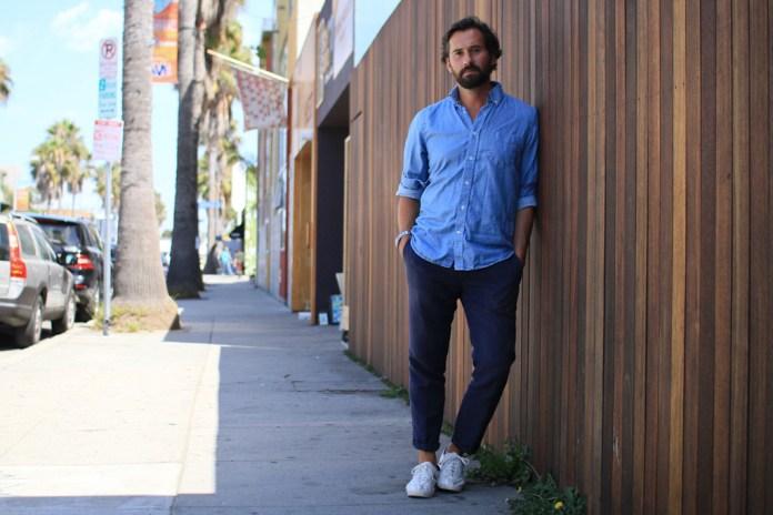 Streetsnaps: Christopher Bastin