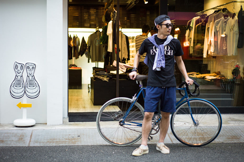 Streetsnaps: On-The-Go