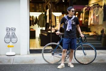Streetsnaps: On-The-Go