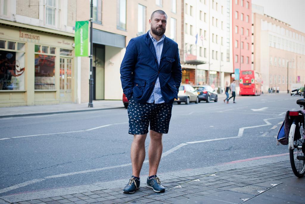 Streetsnaps: Steve Davies