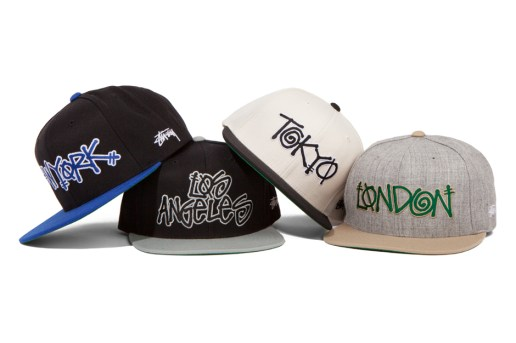 Stussy 2012 Fall Headwear Collection