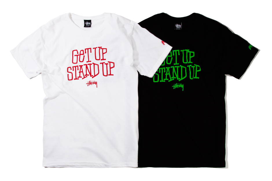 Stussy 2012 Fall/Winter T-Shirt New Releases