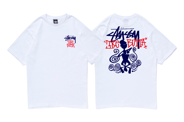 Stussy Japan 2012 Summer T-Shirt Collection