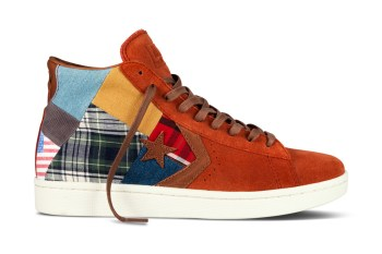 Stüssy NYC for Converse First String Pro Leather