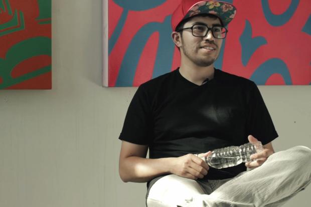 "Stussy ""Portraits"" featuring Jorge Oswaldo"