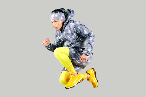 STUSSY SPORT by ONEHUNDRED ATHLETIC 2012 Fall Lookbook Preview