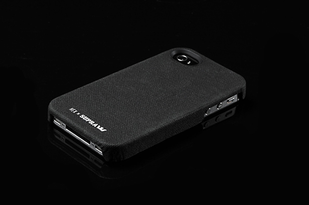SUPRA x HEX Case for iPhone 4/4S