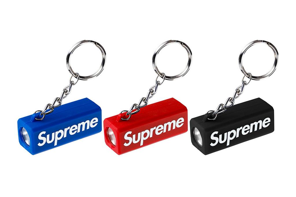 Supreme 2012 Fall/Winter Accessories Collection
