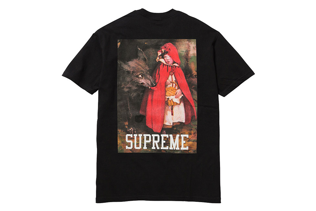 supreme 2012 fall winter t shirt collection