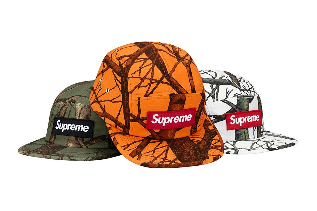 supreme 2012 fall winter headwear collection