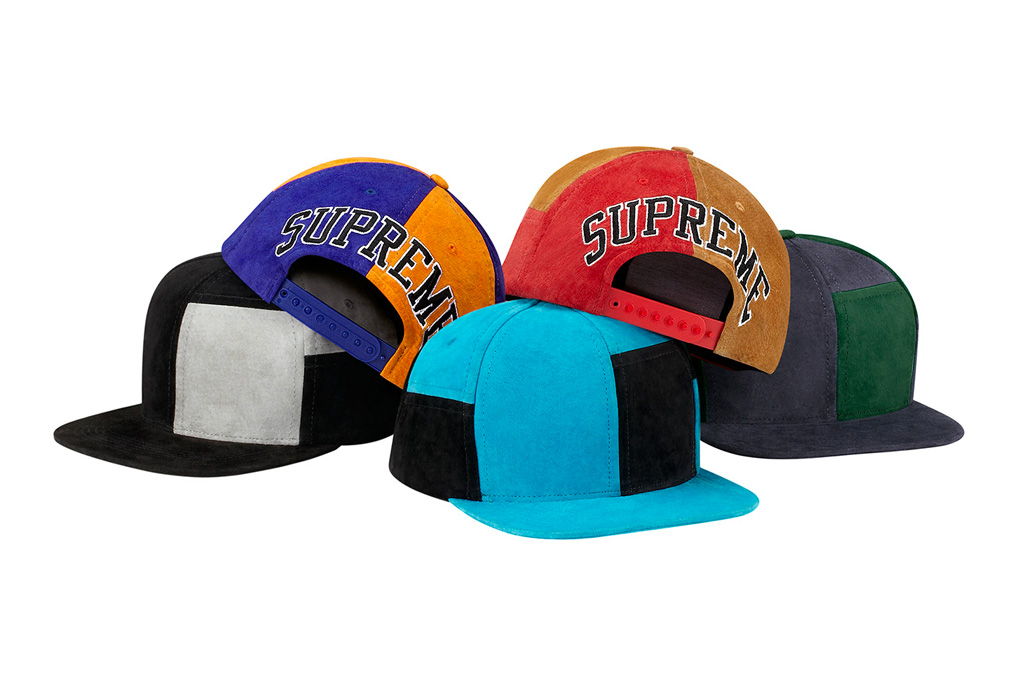 Supreme 2012 Fall/Winter Headwear Collection