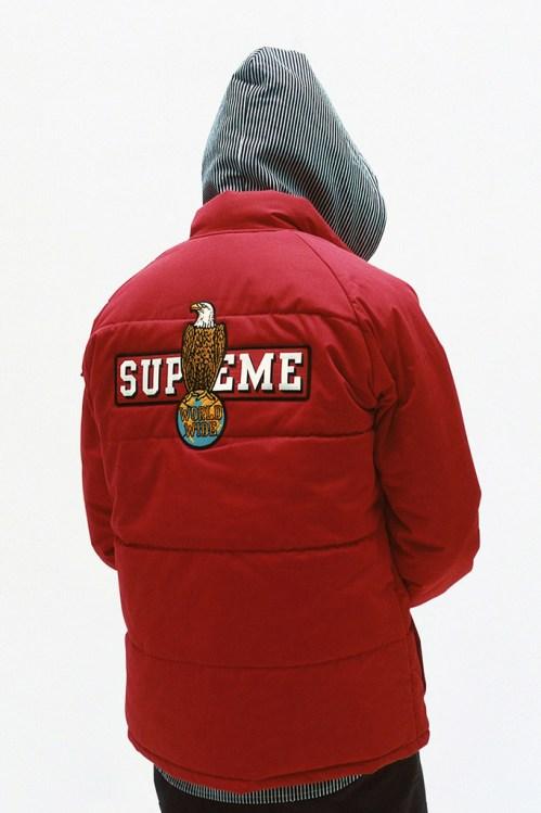 Supreme 2012 Fall/Winter Lookbook