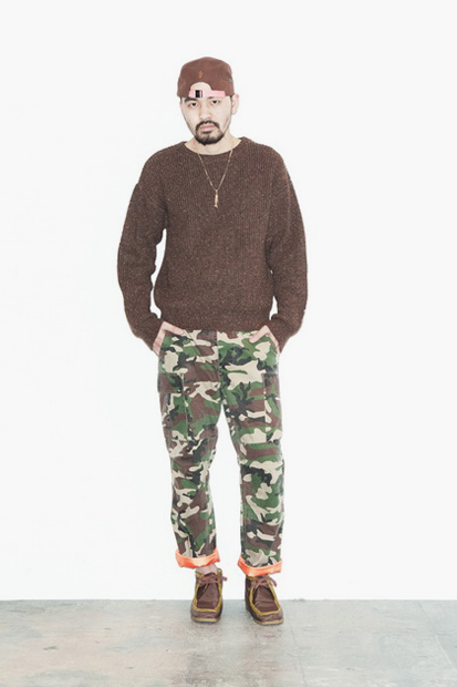 "SWAGGER 2012 Fall/Winter ""Trash Town"" Collection"
